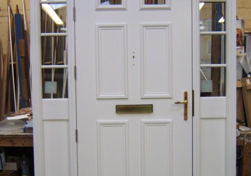 external fire doors london, grp doors, external fire doors london