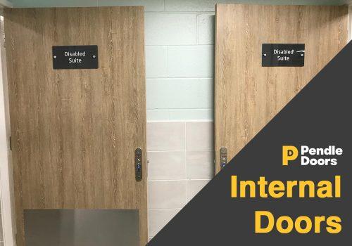 Internal doorsets manchester, external doorsets manchester, bespoke timber screens